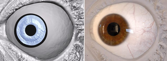 Disney's Super-Realistic CG Eyeballs Are an Uncanny Valley Airlift