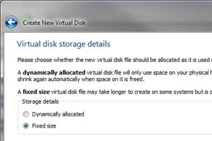 Use Fixed Size Disks to Speed Up Your Virtual Machines