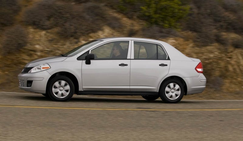 New Pricing Of $9,990 Makes 2009 Nissan Versa Cheapest New Car In USA