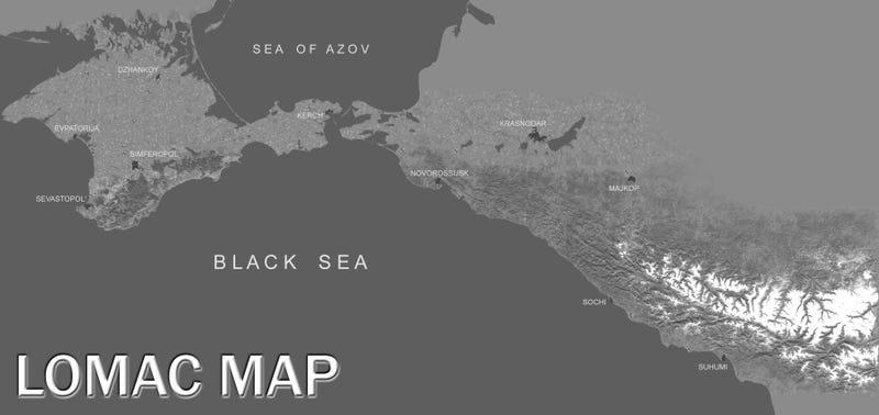 Did A Decade Old Russian Flight Sim Predict The Invasion Of Crimea?