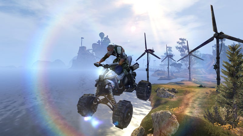Defiance MMO Log One: A Little Better Every Time I Play