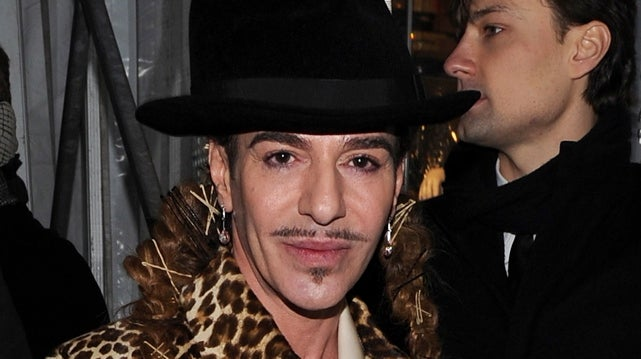 "John Galliano: ""I Completely Deny The Claims Made Against Me"""