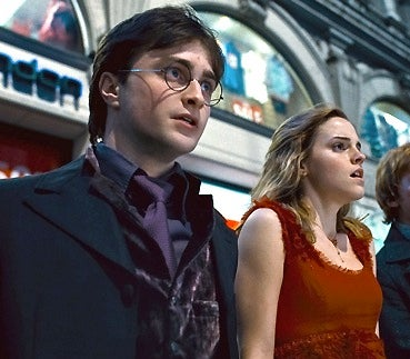 Americans Would Rather See Hermione & Harry Naked Than Jake & Annie