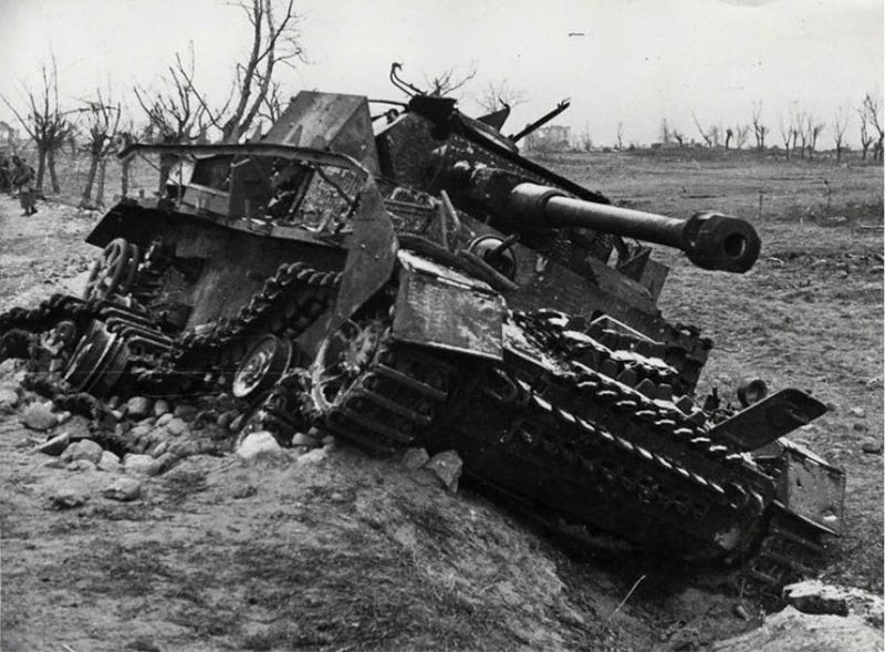 How Allied Forces Used Tank Serial Numbers To Defeat The Germans
