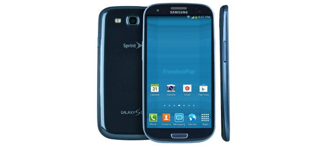 You Can Now Get Totally Free Voice, Texts, and Data on a Galaxy S4