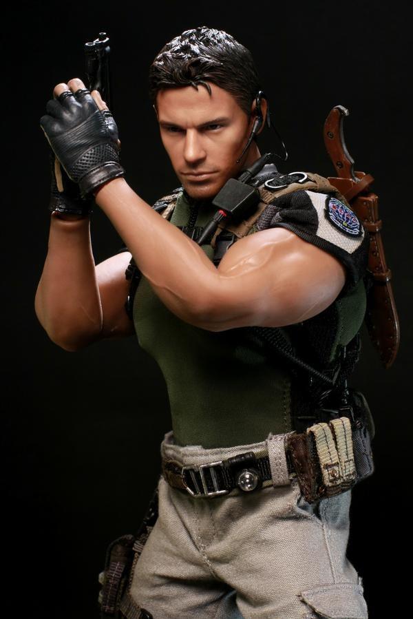 Hong Kong's Insanely-Detailed Resident Evil 5 Figures