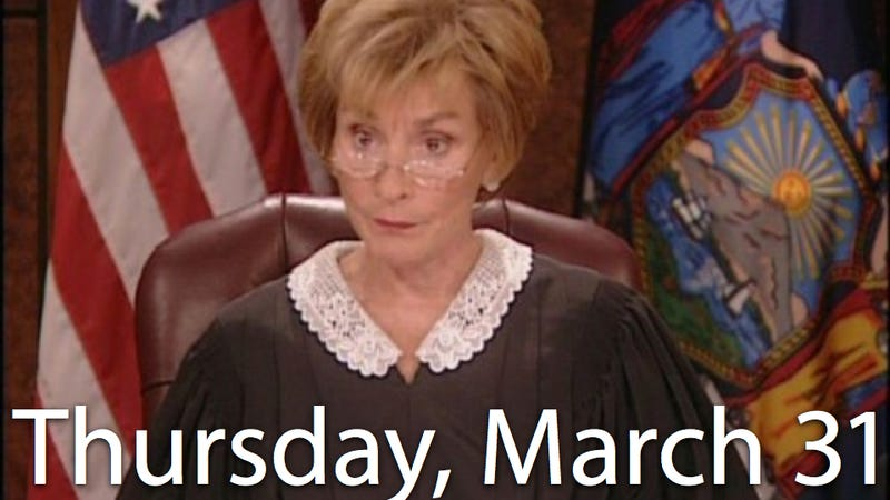 Judge Judy Is Going To Be Okay!