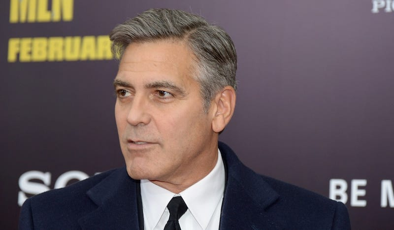 George Clooney, a Stranger to You, Is Allegedly Engaged