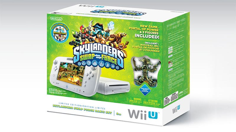 That's One Way To Sell The Basic Wii U