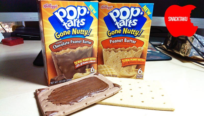 Peanut Butter Pop-Tarts: The Snacktaku Review