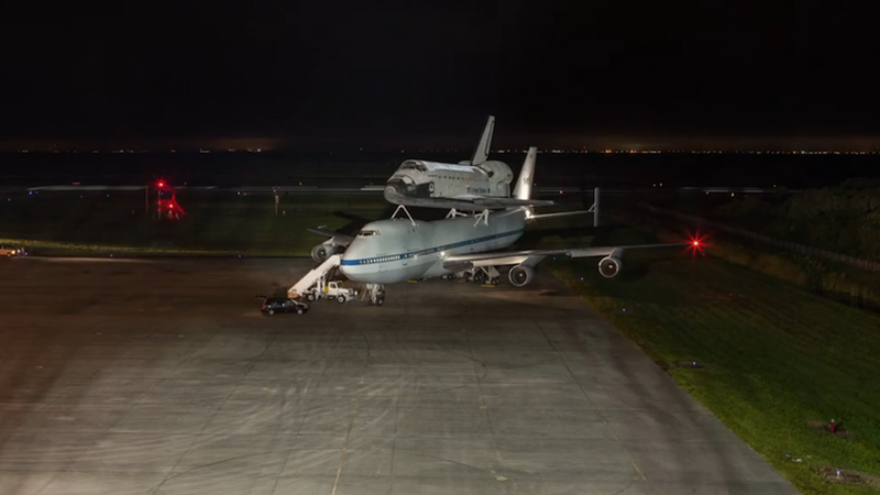 This Fantastic Timelapse Takes You on the Space Shuttle's Final Flight