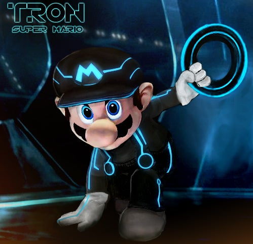 Kotaku 'Shop Contest: Tron-ify Everything Winners [Ultra-Corrected]