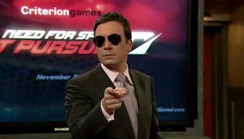 We Talk Video Games With Jimmy Fallon, Who Knows The Score