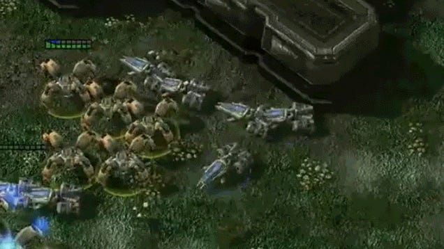 StarCraft II Mod Brings Back The Best Units And Mechanics Of Brood War