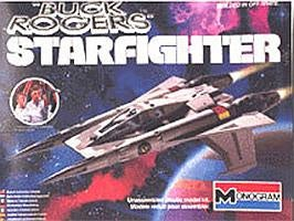 My Magnificent 7: The Space Fightercraft Edition