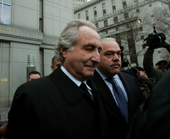 The Mystery of Madoff's Million-Dollar Mittens