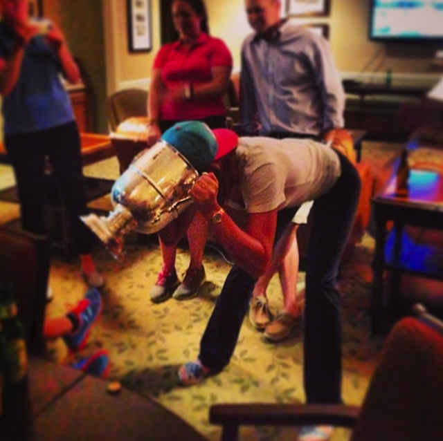 Michelle Wie Twerks, Refuses To Turn Down After U.S. Open Win