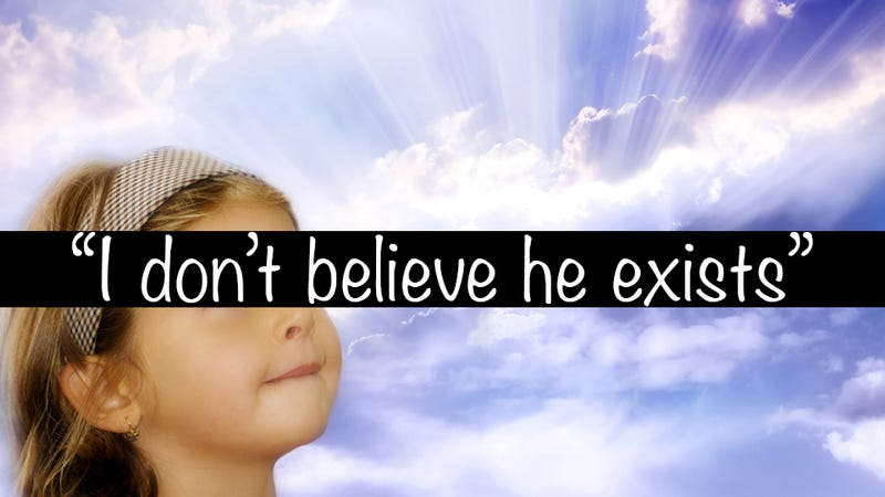 Why My 7-Year-Old Is An Atheist (And Why I'm Okay With That)