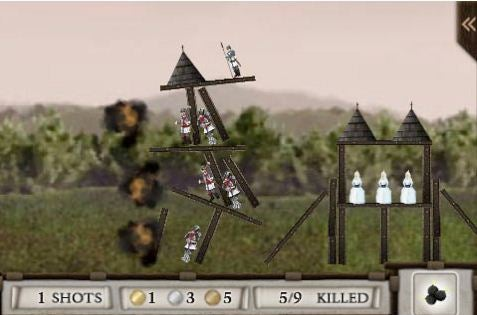 Crush The Castle Micro-Review: Fun With Trebuchets