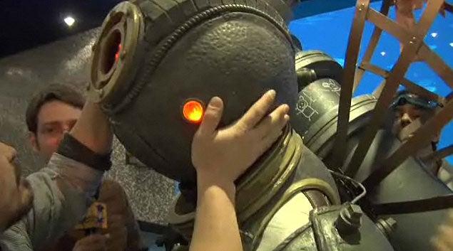 Cross-Dressing BioShock 2 Cosplay