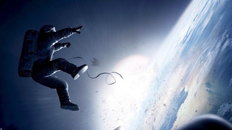 Neil deGrasse Tyson on Gravity (Spoilers)