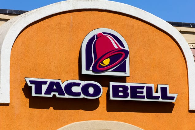 Taco Bell is Offering a Lifetime of Free Food