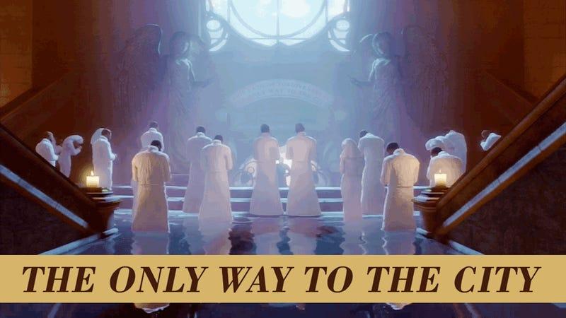 In Defense Of Religion In BioShock Infinite