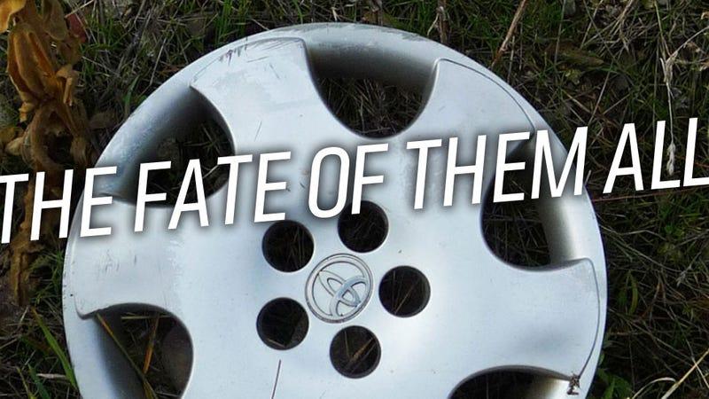 It's Time For Stupid Plastic Wheel Covers To Die Die Die