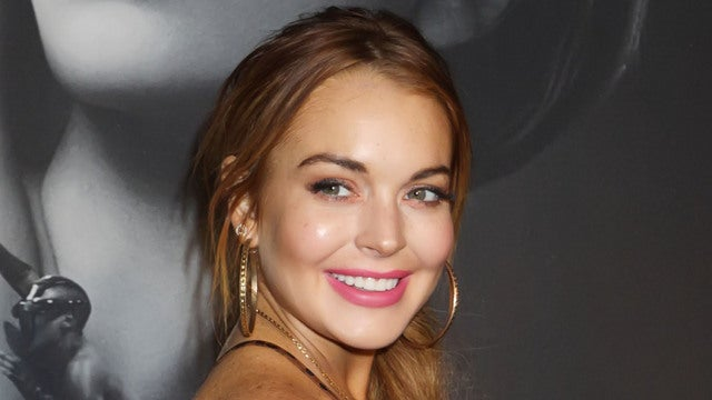 Lindsay Lohan's Close Personal Friend Says She's 'Not in a Good Place'