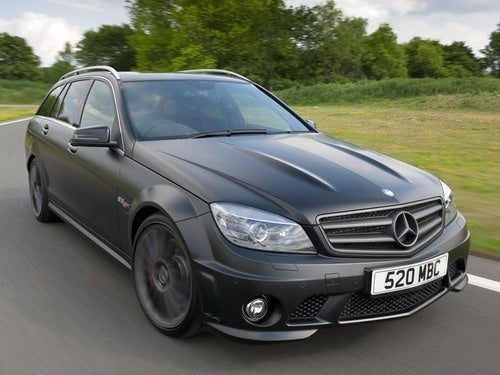 Mercedes C-Class DR 520: The Doctor Is A Nutter