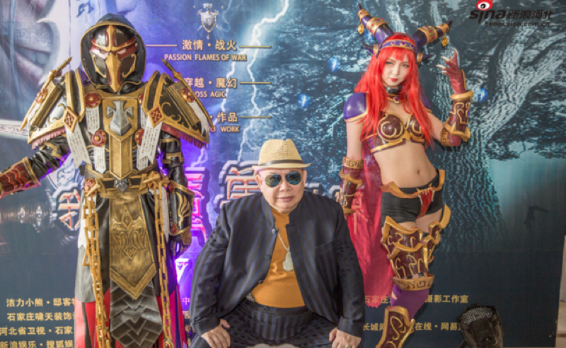 China Has Its Own WoW Movie [Update]