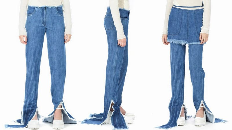 Guess How Much These Ridiculous Jeans Cost