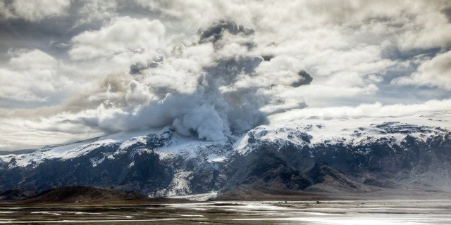 Artful Video Captures The Terrible Beauty Of Eyjafjallajökull's New Eruptions