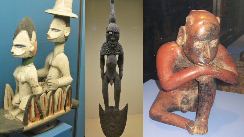 Here's Every Single Penis in the American Museum of Natural History