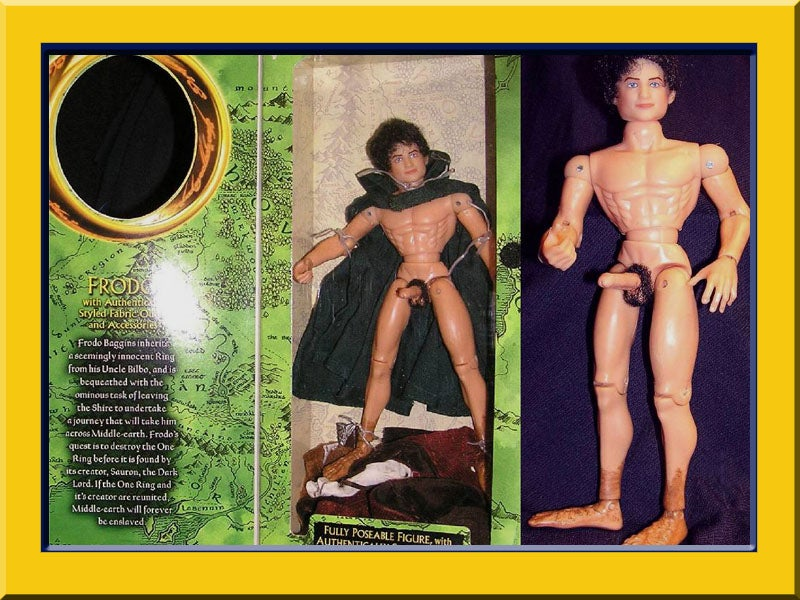 Incredibly NSFW, anatomically correct Hobbit doll will crush your very soul