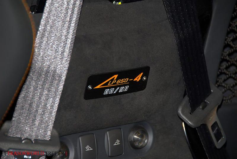 Lamborghini Murciélago LP650-4 Roadster: First Official Photos, Details