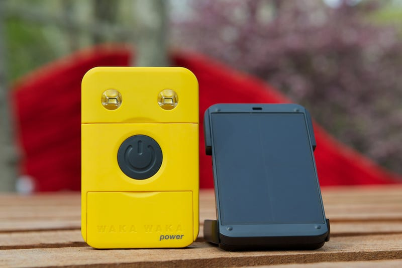 Get 10% Off a Rugged, Solar Powered Backup Battery