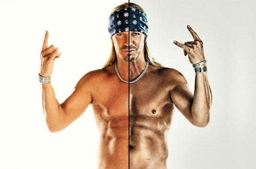 Perhaps Someone Should Explain What Airbrushing Means to Bret Michaels