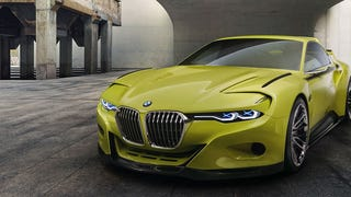 BMW 3.0 CSL Hommage Concept: This Is It
