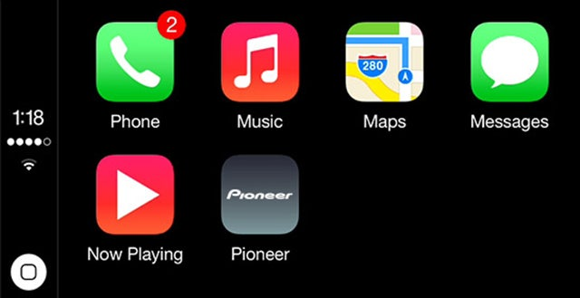 Apple CarPlay Comes to Pioneer's Aftermarket Infotainment Systems