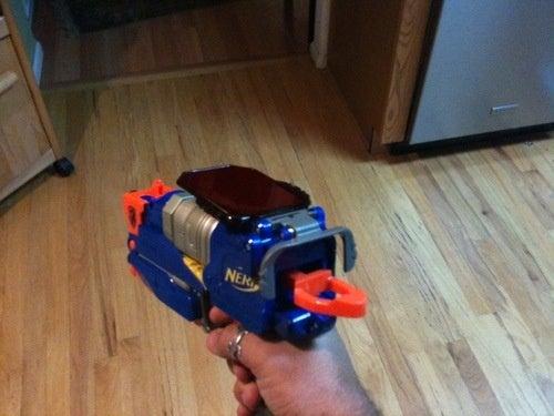 The Other Wii Nerf Gun