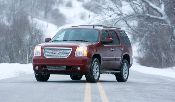 2008 GMC Yukon Denali, Part One