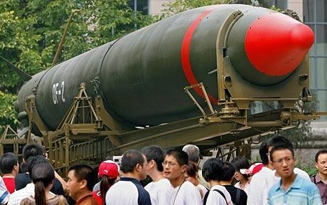 Where are all the nuclear weapons located in the world?