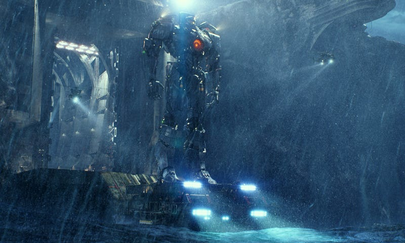 Pacific Rim Review: Holy Sh-t That Was Great