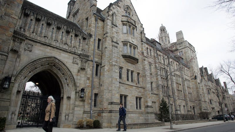 Yale Frat Guys Sued for Fatal Tailgating Accident
