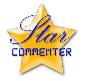 Star Commenter Award: strider_mt2k