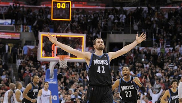Kevin Love Will Entertain You
