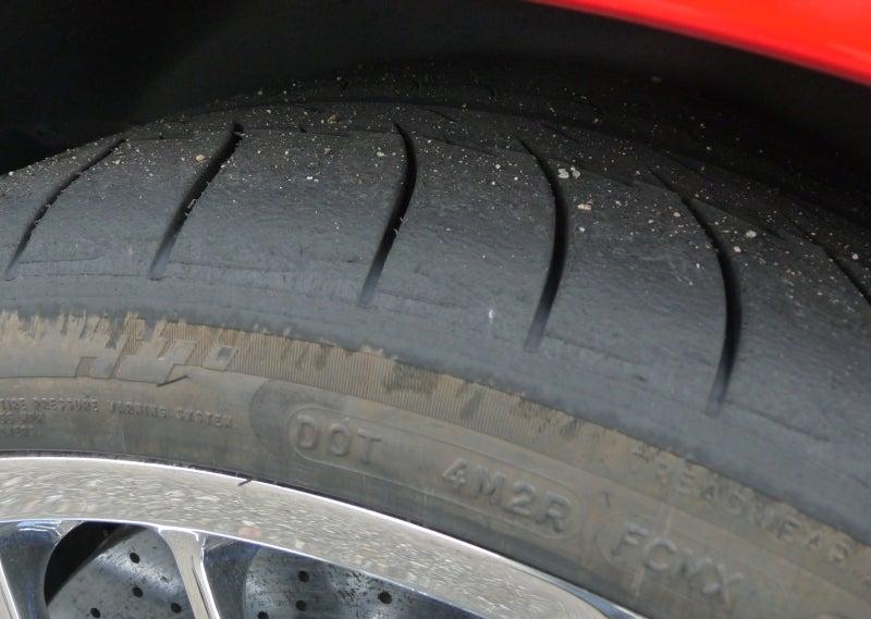 Juan Pablo Montoya Abuses A Corvette ZR1 With Me In It