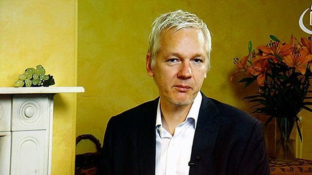 The Unauthorized Autobiography of Julian Assange