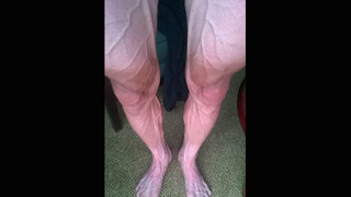 This Is What Your Legs Look Like After A Stage Of The Tour de France